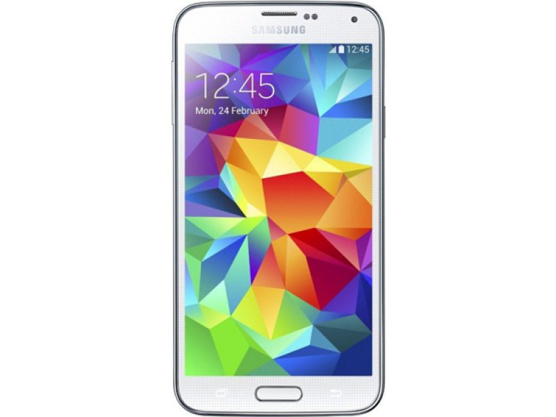 Samsung Galaxy S5 MTK6589 Android white