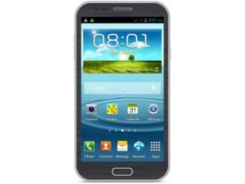 Samsung Galaxy Note 2 S7188 grey МТК6577