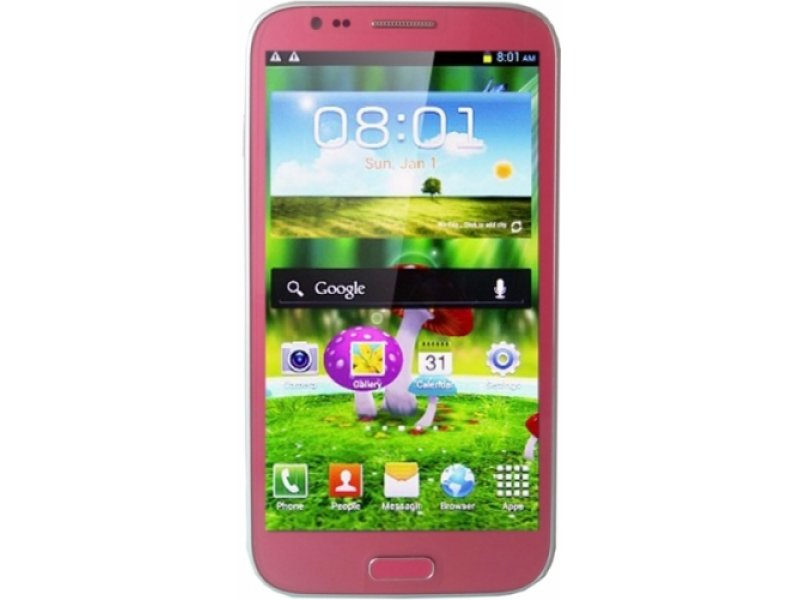 Samsung Galaxy Note 2 S7188 pink МТК6577