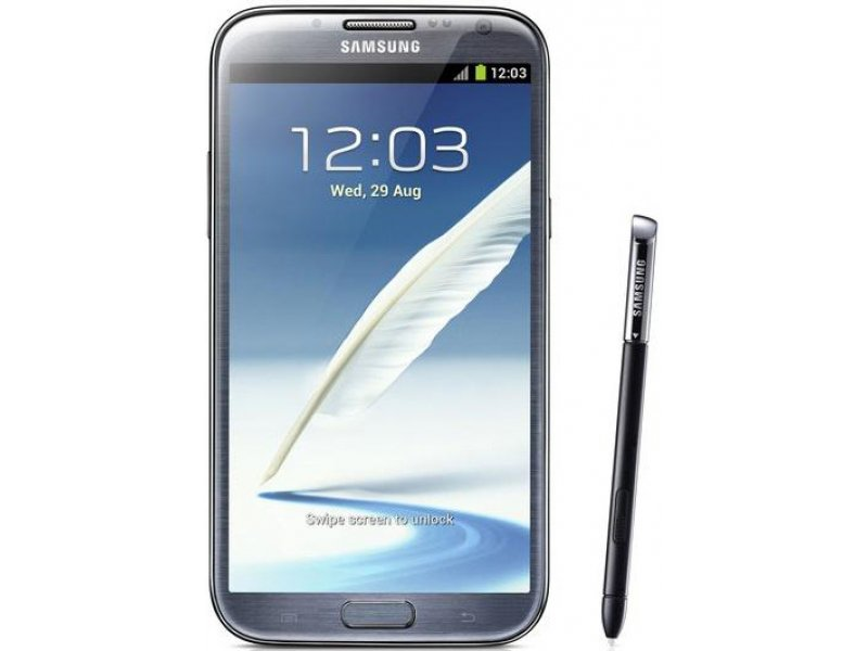 Samsung Galaxy Note 2 S7100 TV Android gray