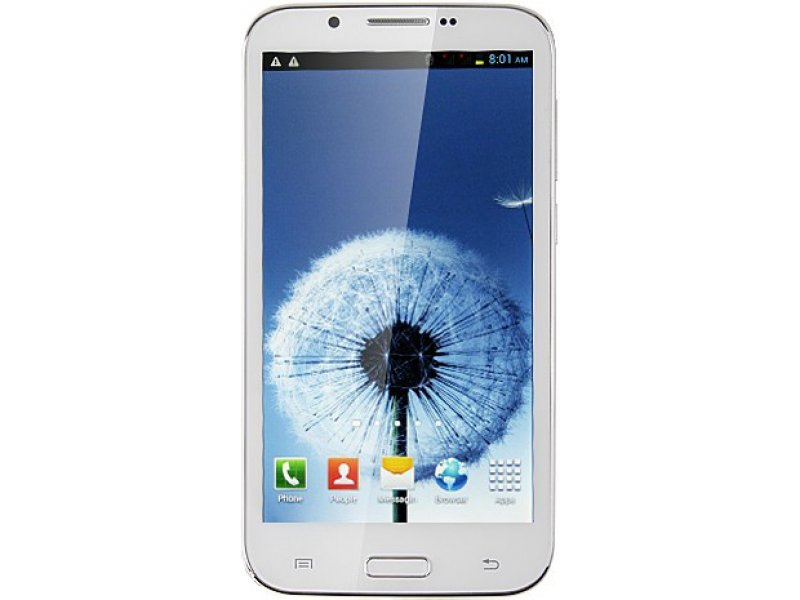 Samsung Galaxy Note 2 Y7100 white МТК6577