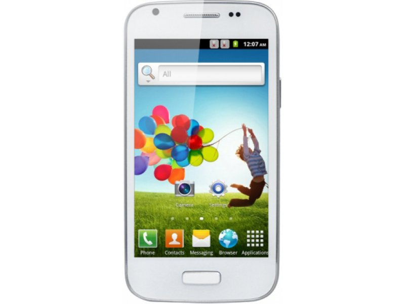 Samsung S4 i9500 mini white Android на 2 сим