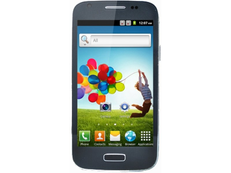 Samsung S4 i9500 mini black Android на 2 сим