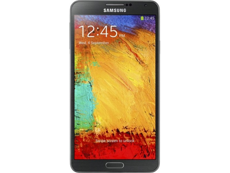 Samsung Galaxy Note 3 PRO MTK6589 black