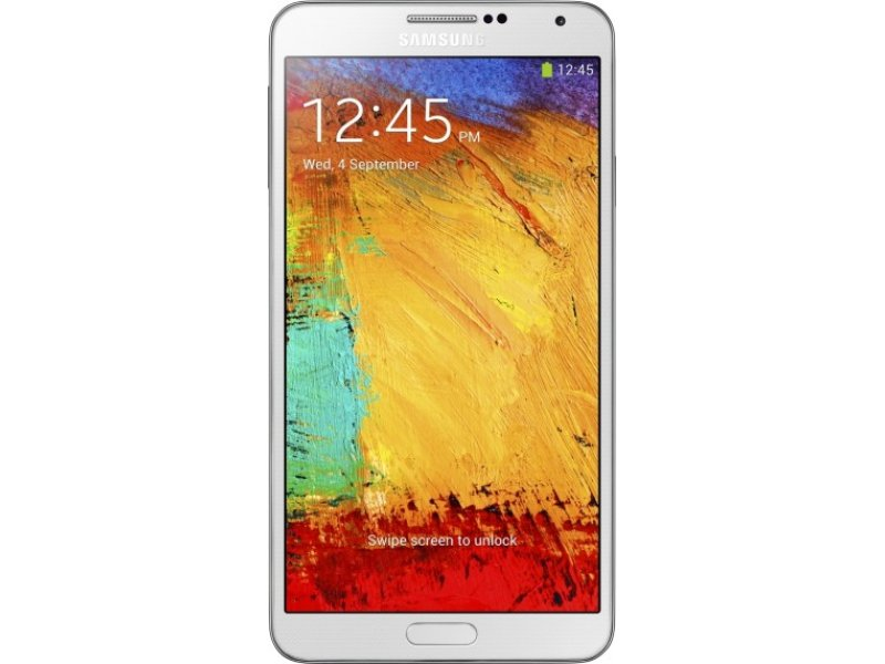 Samsung Galaxy Note 3 PRO MTK6589 white