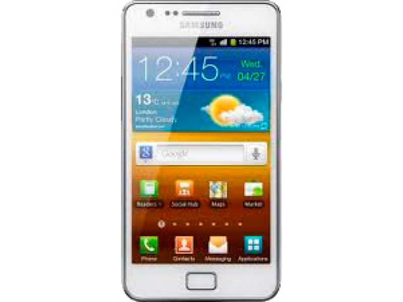 Samsung Galaxy Note i9100 white Android 2.3