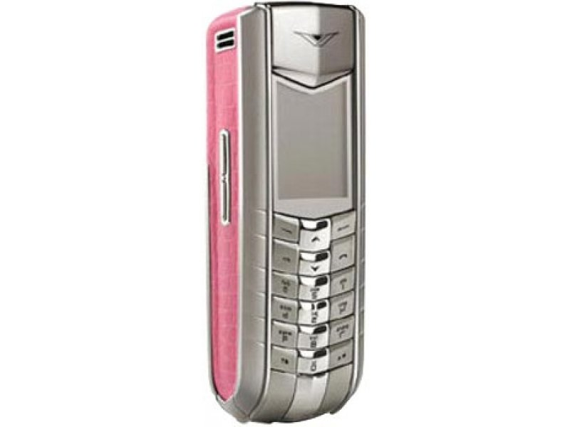 Vertu Ascent pink (розовый)