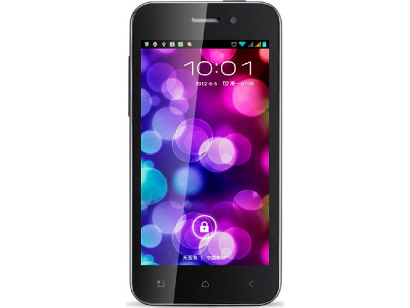 Zopo ZP500 black MTK6575 Android 4.0