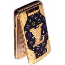 Louis Vuitton LV 1978 Gold-black
