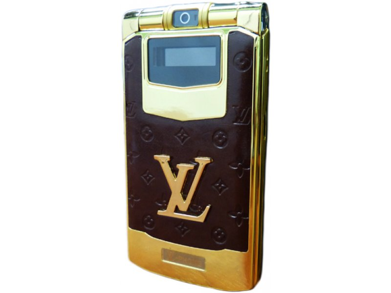 Louis Vuitton LV-8 Brown раскладушка