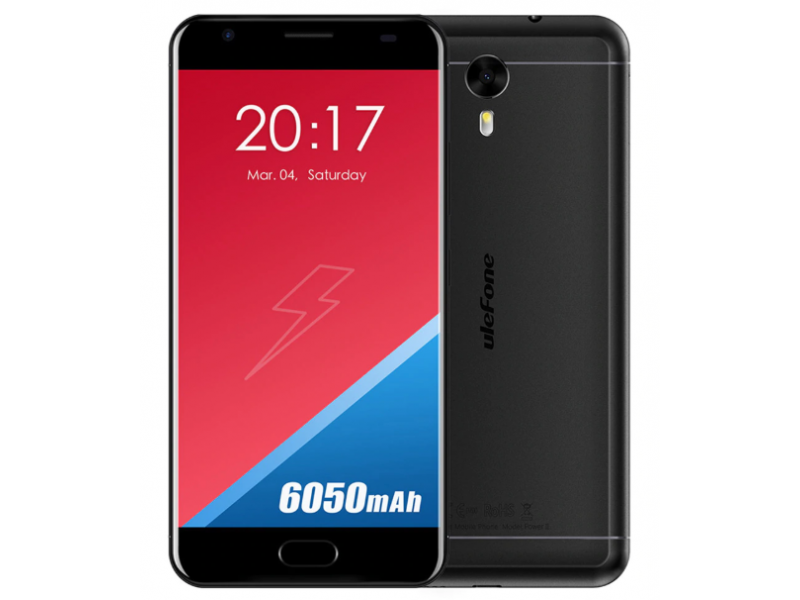 Смартфон Ulefone Power 2